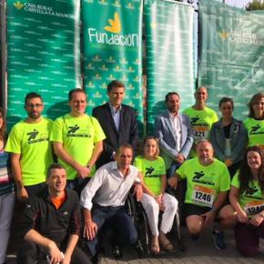 Ciudadanos Toledo, en la V Carrera Solidaria de la Fundación Caja Castilla-La Mancha