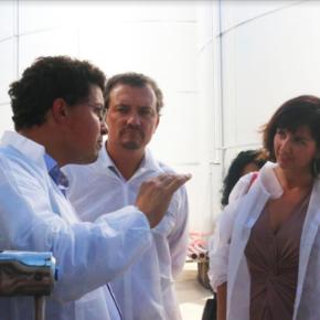 """Orlena De Miguel: """"El Gobierno Regional tiene que tomar medidas para evitar que la producción de la uva esté enfrentada a la comercialización del vino y potenciar que ambas defiendan objetivos comunes"""""""