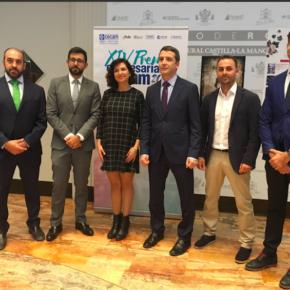 Orlena De Miguel ha asistido a la gala de los premios empresariales Cecam 2017