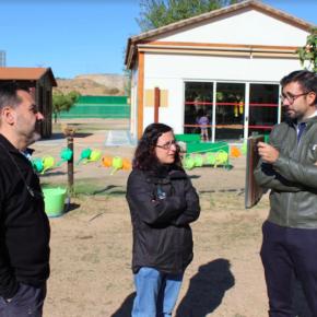 """Luis Martin: """"Invertir en educación medioambiental es invertir en el presente para el futuro de nuestra provincia"""""""