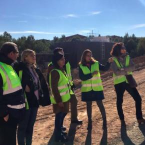 Ciudadanos elogia el trabajo del Centro de Tratamiento de Residuos Sólidos Urbanos de Albacete
