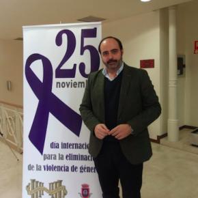 Cs Ciudad Real muestra su apoyo a la lucha contra la violencia de género