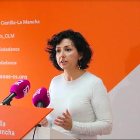 """Orlena De Miguel: """"La realidad es que un 38% de los castellanomanchegos están en riesgo de pobreza o exclusión social"""""""