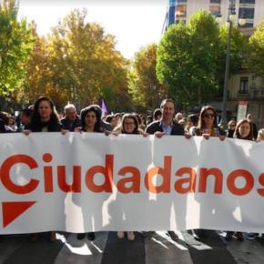 Ciudadanos Albacete se suma a la manifestación Contra las Violencias Machistas