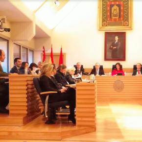 El Pleno del Ayuntamiento aprueba por unanimidad la moción de Cs por un aparcamiento gratuito junto a la estación del AVE