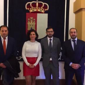 Cs CLM asiste al acto de celebración con motivo del Día de la Constitución en Toledo