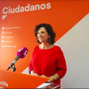 """Orlena De Miguel: """"Con una tasa de abandono escolar del 23% en C-LM el Gobierno Regional debe adherirse a este plan impulsado por Cs para combatir el fracaso escolar"""""""