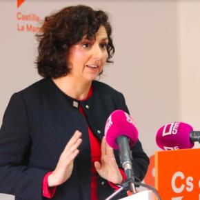 """Orlena De Miguel: """"Esperamos que esta capacidad para llegar a acuerdos en las Cortes se traslade también al debate de presupuestos"""""""