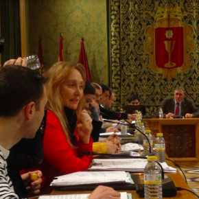 Cs insiste en el Pleno en bajar los impuestos a las pedanías para compensar a sus habitantes por una peor calidad en los servicios municipales