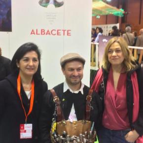 Ciudadanos visita Fitur 2018 destacando la necesidad de seguir apostando por la 'marca Albacete'