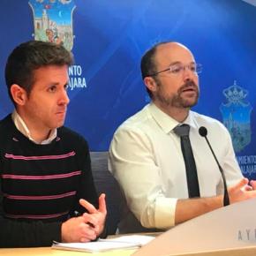 Avances para la recuperación del Alcázar Real de Guadalajara