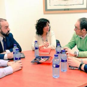 Ciudadanos (Cs) CLM se reúne con CC.OO en Toledo