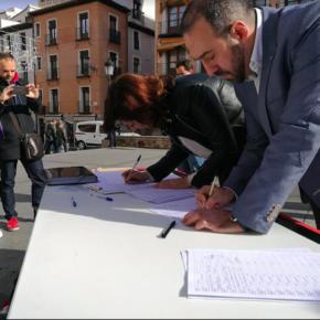 """Orlena De Miguel: """"Lo hemos dicho en el Congreso de los Diputados, sin equiparación salarial entre Policía Nacional Guardia Civil y Policías Autonómicas, Cs no apoyará los presupuesto generales"""""""