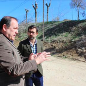 """Luis Martín: """"Debemos seguir apostando por políticas que fortalezcan y consigan una mayor cohesión en nuestro entorno rural"""""""
