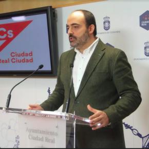Cs Ciudad Real solicita la redacción de una Ordenanza que regule la identificación de las calles de la capital