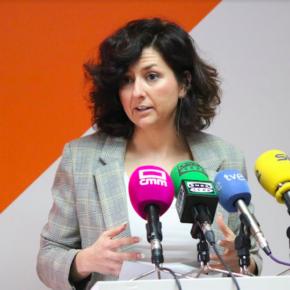 Cs Castilla-La Mancha pide a las Cortes que muestre su rechazo al cupo vasco
