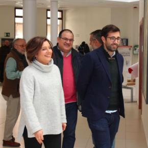 """Luis Martín: """"La inversión en infraestructuras garantiza la comunicación y el desarrollo en el ámbito rural''"""