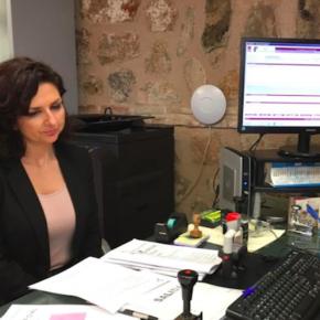 """Orlena De Miguel: """"La equiparación salarial de Guardia Civil y Policía Nacional con las policías autonómicas debe ser una realidad en 2020"""""""