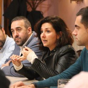 """Orlena De Miguel: """"El único consenso posible era no derogar la PPR sin esperar a que se pronuncie el Tribunal Constitucional, ese es el espacio donde creíamos que el PSOE se podía sumar"""""""