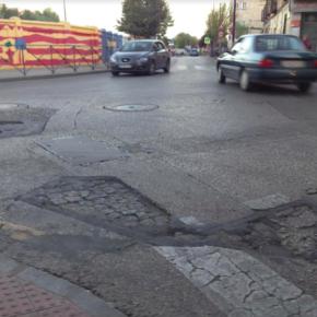 Ciudadanos critica que Mariscal limite la primera fase del plan de asfaltado a las inversiones de la ORA