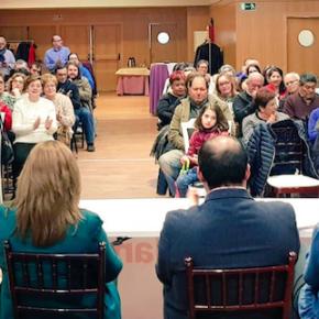 """Carmen Picazo: """"Cs ha logrado la puesta en marcha de medidas para luchar contra la brecha salarial favoreciendo políticas de corresponsabilidad entre hombres y mujeres"""""""