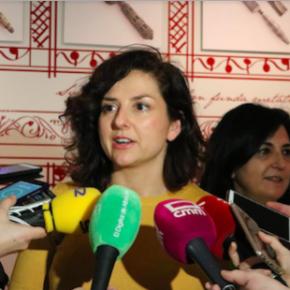 """Orlena De Miguel: """"La plaga de conejos es un problema para todos los agricultores castellanomanchegos y el Gobierno de PSOE-Podemos no ha sido capaz de darles una solución"""""""