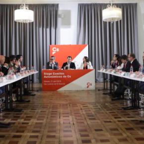 """Rivera: """"Ciudadanos está preparado para gobernar y para transformar España"""""""