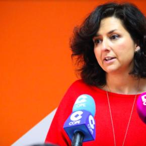 """Orlena De Miguel: """"El problema del agua sólo se resolverá desde el Congreso de los Diputados y allí PP y PSOE han dicho no a sentarse a debatir en una Mesa del Agua"""""""