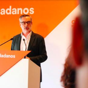 """Villegas: """"Ciudadanos trabaja para que los castellanomanchegos nos perciban como esa herramienta útil capaz de transformar y regenerar la política en esta región"""""""