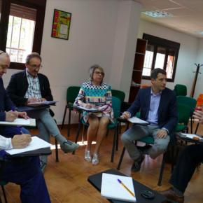 Ciudadanos apuesta por mejorar la cohesión de Santa Teresa con zonas de su entorno para revitalizar el barrio