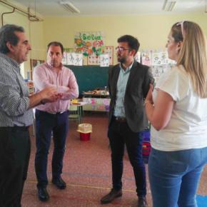 Cs traslada a los empleados de los Centros Rurales Agrupados el acuerdo alcanzado en la Diputación de Toledo para mejorar la calidad en las escuelas rurales