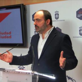 """Francisco Fernández-Bravo: """"La obra inacabada del parking de El Torreón es una muestra más de la nefasta gestión del bipartidismo en Ciudad Real"""""""
