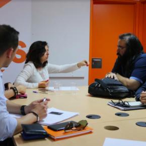 Cs C-LM se reúne con Apacam para conocer las necesidades y mejoras del sector audiovisual en la región