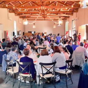 Ciudadanos celebra un café informativo haciendo balance del trabajo realizado para afrontar el presente y futuro de Toledo