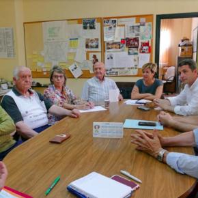 Cs respalda la reivindicación de Palomarejos para que el Virgen de la Salud continúe prestando servicio tras la apertura del nuevo Hospital Universitario
