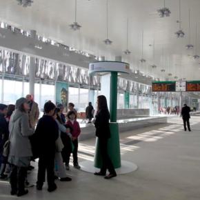 Cs pide que en los acuerdos sobre los terrenos de Adif se negocie un aparcamiento gratuito junto a la estación del AVE