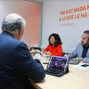 Cs Castilla-La Mancha trabaja junto a la AEFCLM en medidas que faciliten el crecimiento empresarial la región