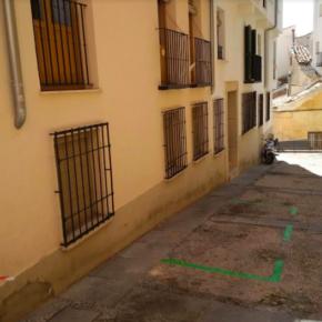 Cs denuncia que las plazas para residentes en el Casco Antiguo se han reducido a 170 con la implantación de la zona verde