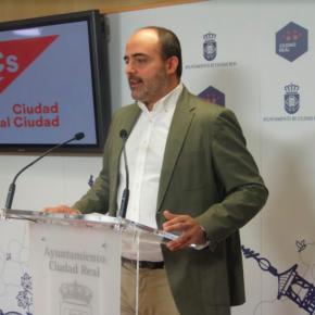 Ciudadanos solicita al Ayuntamiento de Ciudad Real que nombre 'Hijo Predilecto' a Fernando Raigal