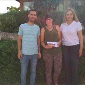 Cs cede sus entradas para los espectáculos de San Julián a Grupo 5, Futucam y el servicio de ocio inclusivo de 'Infantas de España'