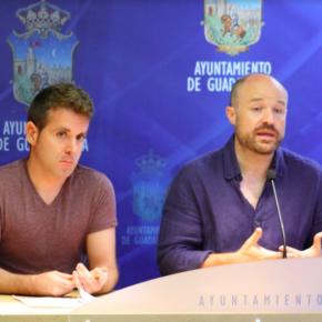 """Alejandro Ruiz: """"Si al grupo Ahora Guadalajara se le oculta información, le hemos dicho por activa y por pasiva que lo lleve a la Comisión de Transparencia"""""""