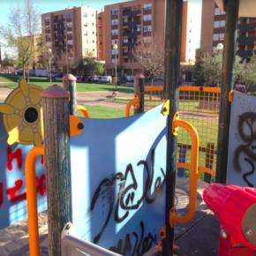 Ciudadanos exige a Mariscal que ejecute la partida pactada en 2017 para el arreglo de los parques infantiles y gerontológicos
