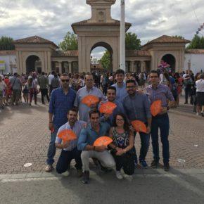 Jóvenes Ciudadanos organiza una jornada de convivencia en Albacete con motivos de la Feria