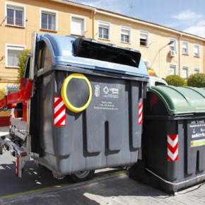 Ciudadanos propone contenedores adaptados para personas con dificultades de accesibilidad
