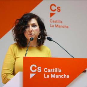 """Orlena de Miguel: """"Celebramos que se haya llegado al Acuerdo que llevamos casi un año reclamando desde Ciudadanos y se haya puesto fin a un conflicto provocado por el Gobierno del PSOE"""""""