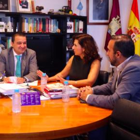 Ciudadanos C-LM insta al Consejero de Agricultura a que impulse en el Congreso de los Diputados el Pacto Nacional de Agua