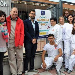 El grupo de Ciudadanos de la Diputación de Toledo pide que los talleres de empleo, como el de 'Alameda' en Arcicóllar, aumenten y tengan continuidad.