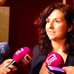 """Orlena de Miguel: """"C-LM sigue instalada en la política del 'y tu más' que impone el bipartidismo. Ni PP, ni PSOE, ni Podemos están siendo útiles para los castellanomanchegos"""""""