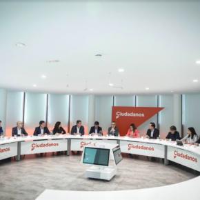 Ciudadanos reúne a sus portavoces autonómicos en Madrid para pasar página al bipartidismo