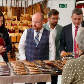 Ciudadanos insta al Gobierno Regional a que aporte algo más que 'escaparates' a la artesanía regional
